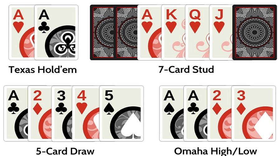 variasi poker