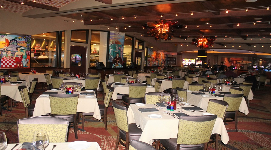 Best Casino Restaurants in Atlantic City