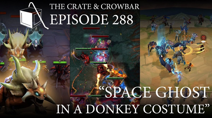 The Crate & Crowbar