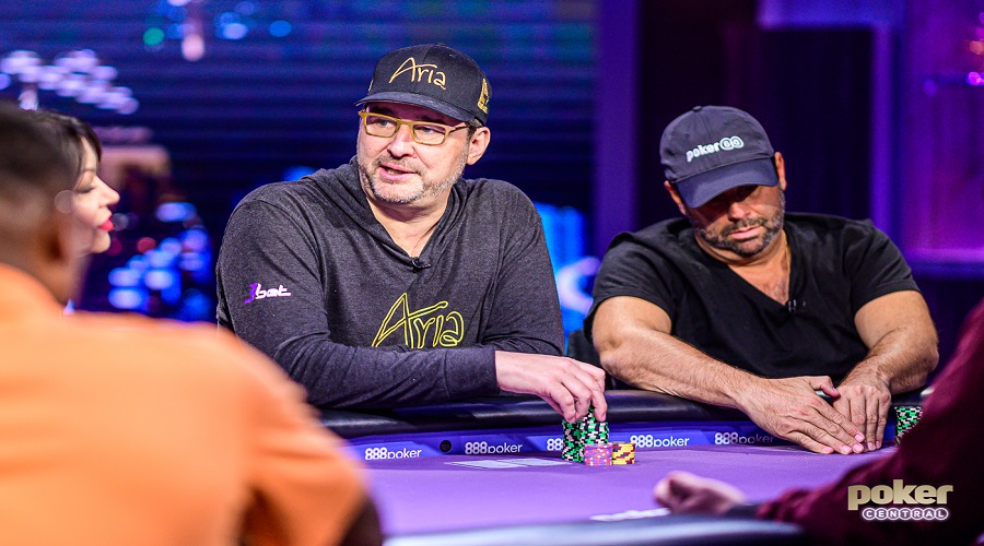Phil Hellmuth Poker After Dark