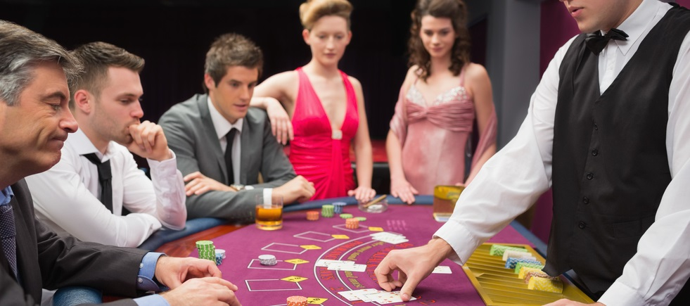 blackjack etiquette