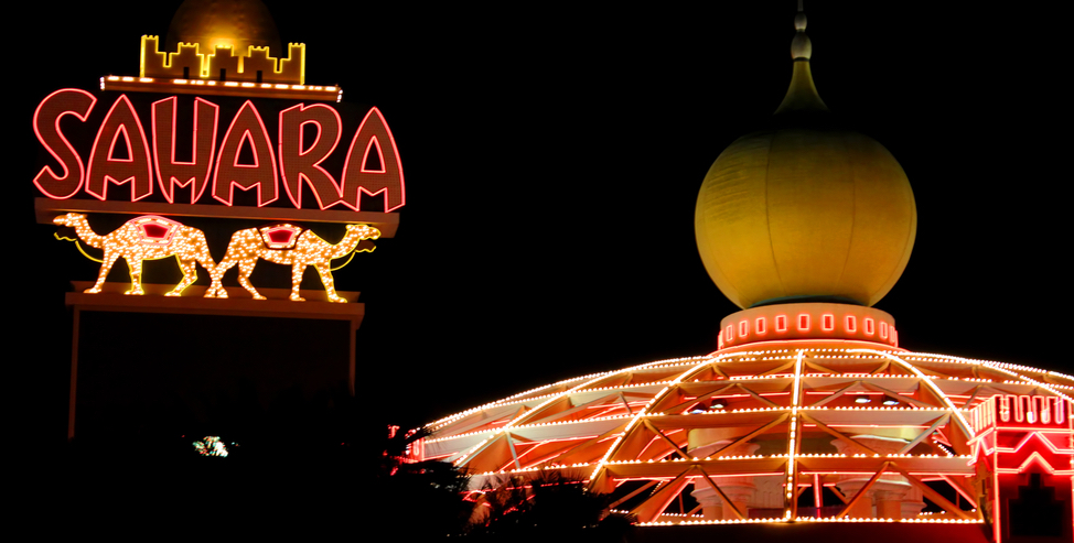 Sahara hotel casino