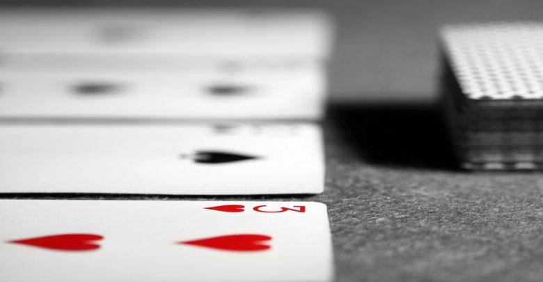 Casino card games