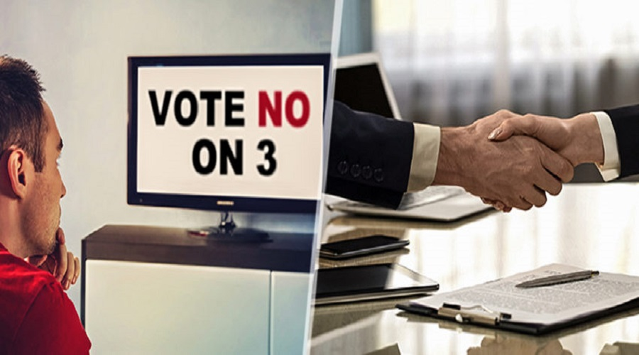 Vote NO on 3