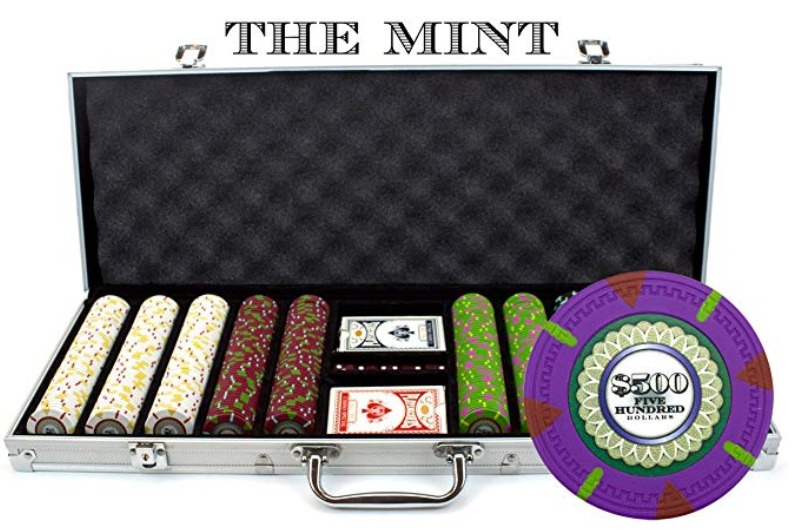 The Mint' Poker Chips