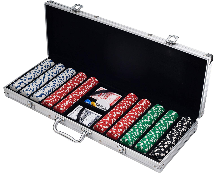 500 Dice Style Casino Chips