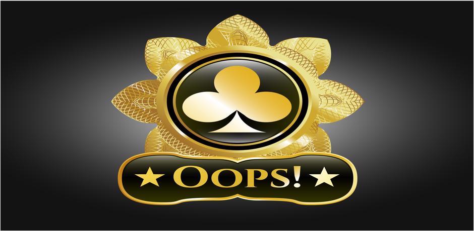 dealers errors