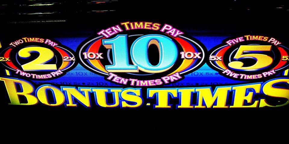 Claim Slot Bonuses