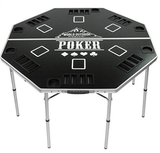 Professional Lightweight Poker Table