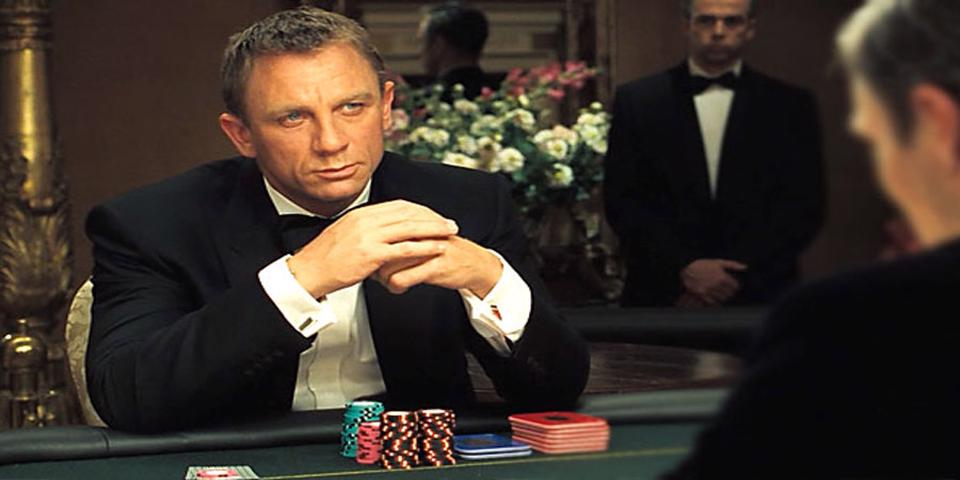 Baccarat and James Bond