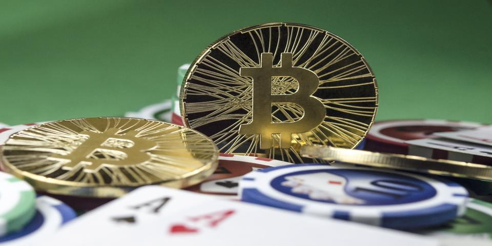 Bitcoin in Casino