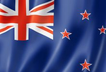 new Zealand picture of the flag