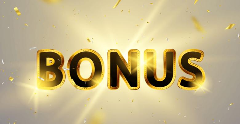 Online casino bonus, slot machine, casino chips flying realistic tokens for gambling, cash for roulette or poker,