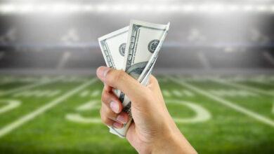 sports betting around the US
